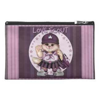 SCOUT CAT GIRL Travel Accessory Bag