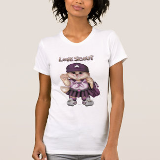 SCOUT CAT GIRL Women's Alternative T-Shirt