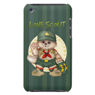 SCOUT CAT iPod Touch iPod Case-Mate Cases