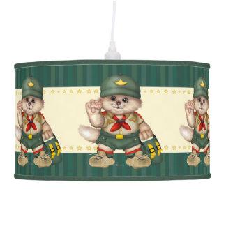 SCOUT CAT LONG LAMP 2