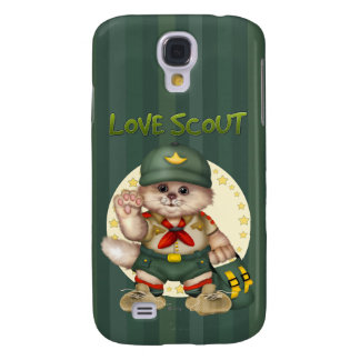 SCOUT CAT Samsung Galaxy S4