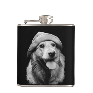 SCOUT HIP FLASK