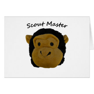 Scout Master Card