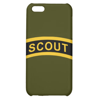 Scout Tab Case For iPhone 5C
