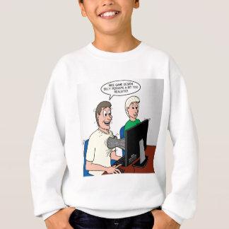 Scout Video Games Sweatshirt
