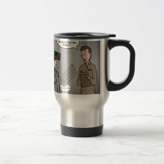 Scout Welding 15 Oz Stainless Steel Travel Mug