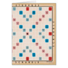 Scrabble Vintage Gameboard Card