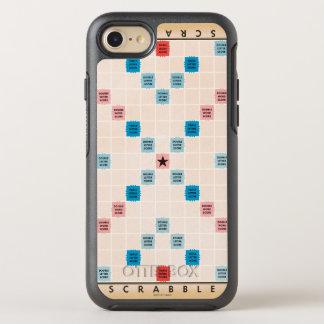 Scrabble Vintage Gameboard OtterBox Symmetry iPhone 7 Case
