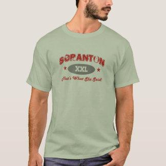 scranton XXL T-Shirt