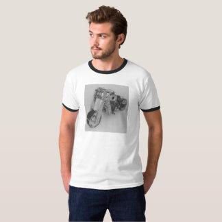 scrap bike t-shirt