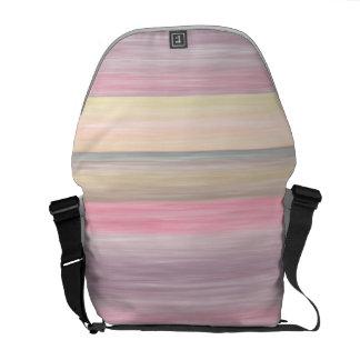 scrap book pastel colors style design commuter bag