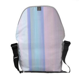 scrap book pastel colors style design messenger bag