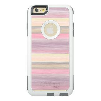scrap book pastel colors style design OtterBox iPhone 6/6s plus case