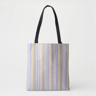scrap book pastel colours style design tote bag