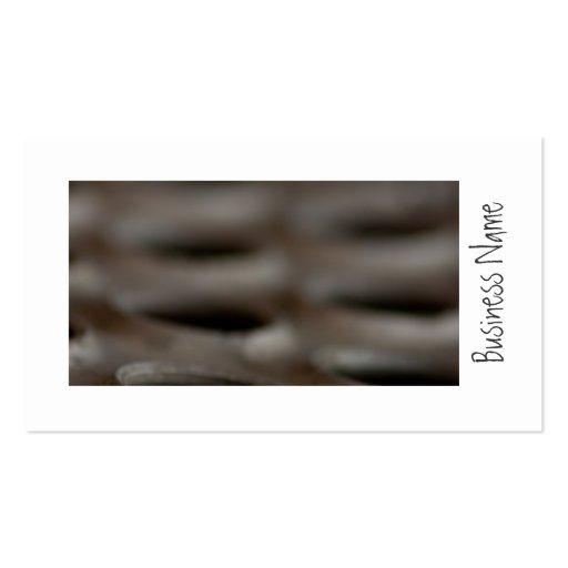 Scrap Metal Business Card Templates