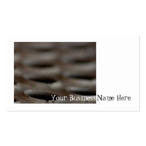 Scrap Metal Business Card