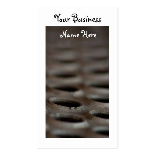 Scrap Metal Business Cards