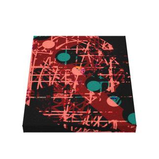 Scrap Metal Canvas Print
