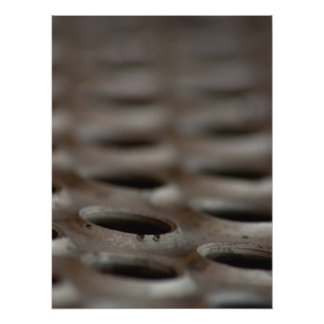 Scrap Metal Photo Print