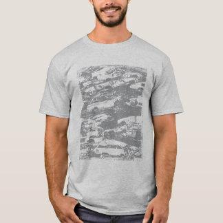 Scrap Yard Junk Cars t-shirt