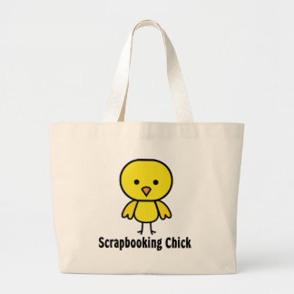 Scrapbooking Chick Canvas Bags