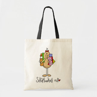 Scrapbooking Gift Tote Bag