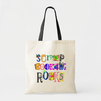 Scrapbooking Tote Bag