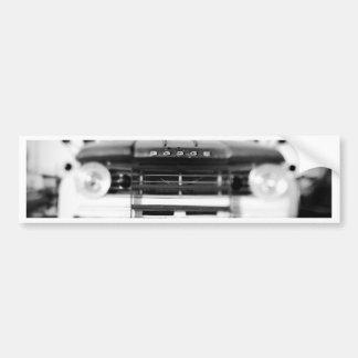 scrapcar1 bumper sticker