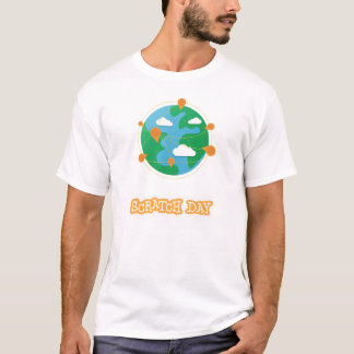 Scratch Day Globe Shirt (Mens)