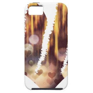 Scratch hart iPhone 5 cover