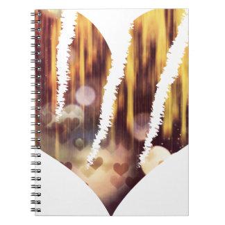 Scratch hart notebook