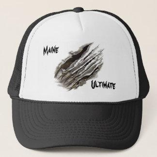 scratch, Maine, Ultimate Trucker Hat