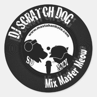Scratchdog Hanksta Sticker