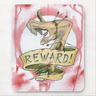 scratcher s REWARD Mouse Pad