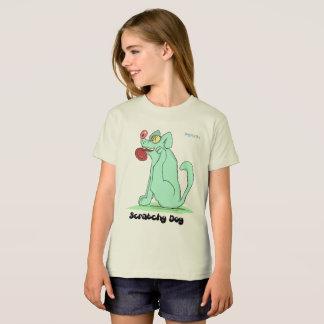 Scratching Dog T-Shirt