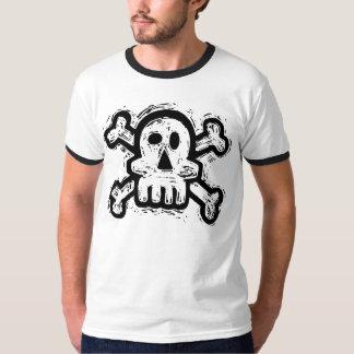 Scratchy Skull Tshirts
