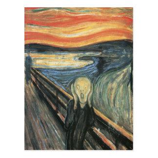 Scream 1 postcard