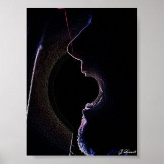 Scream Away Poster