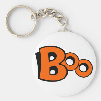 Scream Boo Keychain