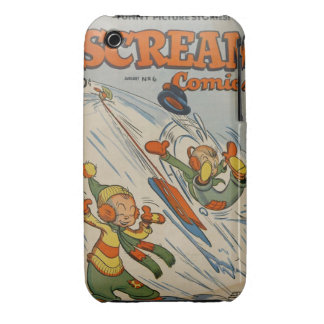 Scream Comics Kids iPhone 3G-3Gs Case
