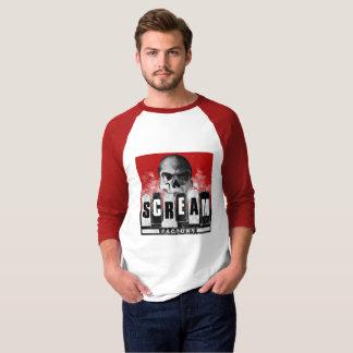 Scream Factory Baseball T-Shirt