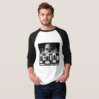 Scream Factory Baseball T-Shirt