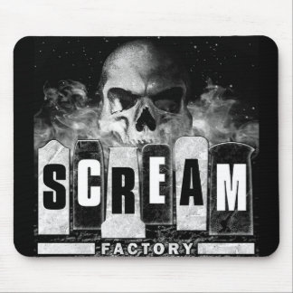 Scream Factory Mouse Pad