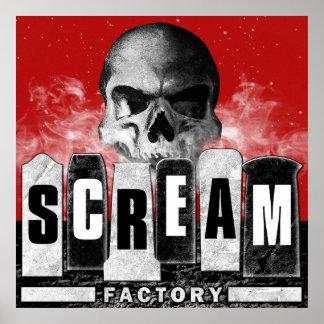 Scream Factory Poster