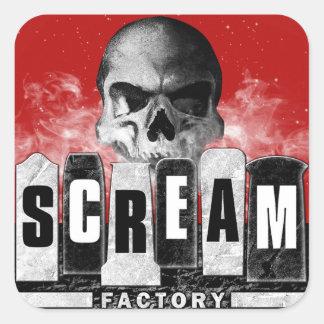 Scream Factory Sticker