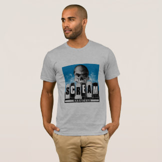 Scream Factory T-Shirt (Heather Grey)