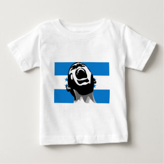 Scream for Honduras Baby T-Shirt