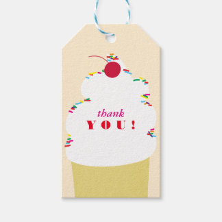 Scream for Ice Cream Pack Of Gift Tags