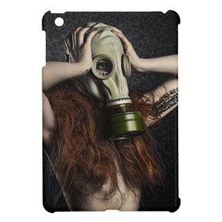 Scream into the Mask iPad Mini Cover