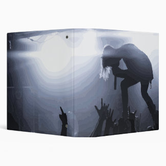 Scream it out! 3 ring binder